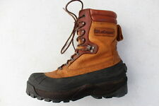 """LaCrosse 11"""" Leather rubber Ice King Polar Pac Boots Mens Size 7 EUC! #28008"""