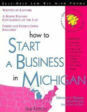 How to Start a Business in Michigan: With Forms