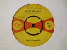 R&B - WILLIE MABON - JUST GOT SOME / THAT'S NO BIG THING - SUE 331 - LISTEN