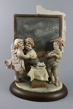 Capodimonte Bruno Merli Figurine Birthday MINT WorldWide