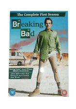 Breaking Bad The Complete First Season / Series 1 3 Disc DVD Box Set One 1st