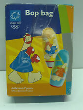 ATHENS 2004 SUMMER OLYMPICS TOY KIDS BOXING BOP BAG BLOW UP INFLATABLE MIB