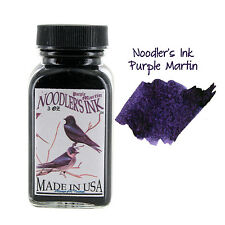 """Noodler's Ink Fountain Pen Bottled Ink, 3oz - Purple Martin"""