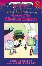 The High-Rise Private Eyes #1: The Case of the Missing Monkey (I Can Read Book 2
