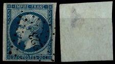 NAPOLEON 12Ba bleu sur vert, Oblitéré = Cote 235 € / Lot Classique France