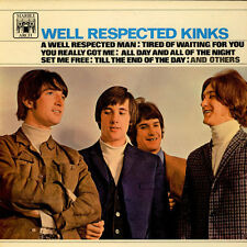 The Kinks - Well Respected Kinks (Vinyl LP - 1965 - UK - Original)