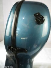 Blue color hard cello case,composite carbon fiberello case 4/4 w/wheels #10009