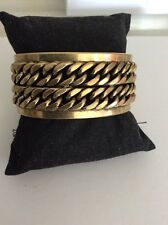 $45 Lucky Brand Gold Chain Bracelet Item #159(3)