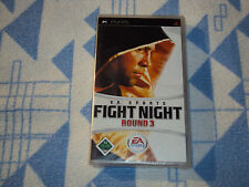 Fight Night Round 3 (Sony PSP, 2006)  NEU OVP