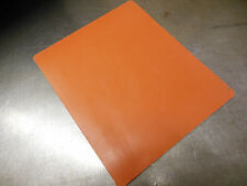 """Six  3/16""""Silicone Rubber Sheets 8.7 x14.7"""" Food Grade High Temp gasket material"""