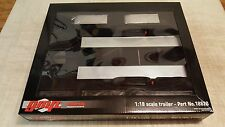 GMP 1:18  CAR TRAILER IN BLACK AND GREY - PART #18820 - CASE NEW