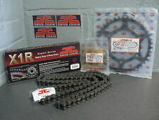 KAWASAKI ER5 CHAIN AND SPROCKET KIT 97-07 HEAVY DUTY X-RING
