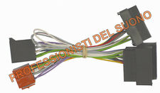 Cavo adattatore radio ISO PARROT vivavoce FAKRA ISO  AUDI-A2,A3,A4,A6,A8,TT