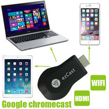 ezCast Media Player TV Stick Push Google Chrmoecast YOU TUBE Streamer