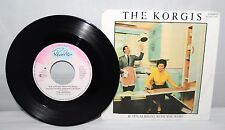 "German 7"" Single - The Korgis - If It's Alright With You Baby - Rialto - 1980"