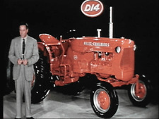 Allis Chalmers DVD Dealer Video D14 D17 Forage Harvester