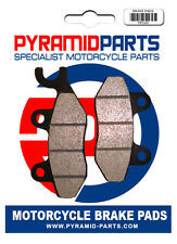 MZ 125 SM, SX 2002 Rear Brake Pads