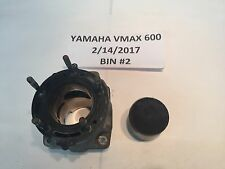 Yamaha Snowmobile Vmax SXR 600 Triple Piston and Cylinder 1999+
