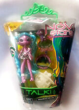 Novi Stars Doll Mae Tallick  Alien Talking Blue Hair