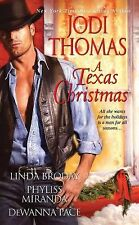 NEW - A Texas Christmas by Thomas, Jodi; Broday, Linda