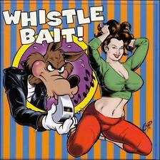 Whistle Bait: 25 Rockabilly Rave-Ups by Various Artists (CD, Legacy)