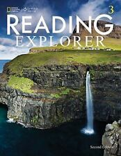 Reading Explorer Vol. 3 by Douglas (2014, Paperback, Student Edition of...