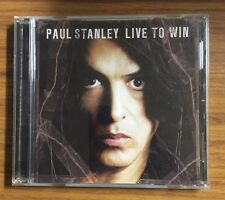 Paul Stanley - Live to Win (CD, Oct-2006, New Door Records) Kiss