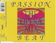 PASSION BEAT - La quadrille (THE OPERA MIX) CDM 3TR Euro House 1991 RARE!!