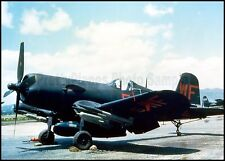 USMC F4U Corsair VMF(N)-513 Flying Nightmares Korea 1952 5x7 Aircraft Photos