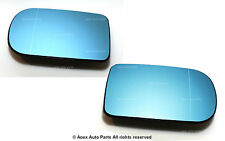 BMW 5series E39/ 7series E38,BLIND SPOT MIRROR GLASS+BASE,HEATED LEFT & RIGHT