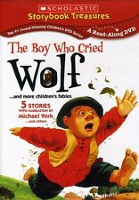 Boy Who Cried Wolf... and More Children's Fables (2010, DVD NIEUW)