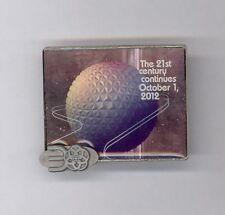 Disney 30th Anniversary Epcot Spaceship Earth - 21st Century Continues LE Pin