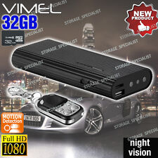 Home Security Camera Surveillance Anti Vandal Car Parking Cam HD No Spy Hidden