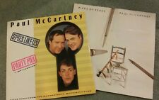 PAUL MCCARTNEY BEATLES SPIES LIKE US PIPES OF PEACE VINYL FREE POSTAGE