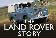 The Land Rover Story BRAND NEW BOOK by Giles Chapman (Hardback, 2013)