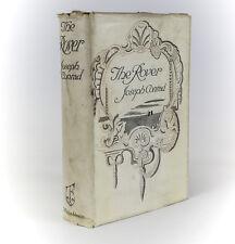 Conrad, Joseph 'The Rover'. T. Fisher Unwin, 1923. 1st Edition hardback book wit