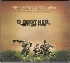 O Brother, Where Art Thou? ~ Various Artists ~ Bluegrass ~ Movie ~ CD ~ Used VG