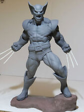 WOLVERINE MARVEL XMEN 1/4 scale resin superhero model kit statue *Last two*
