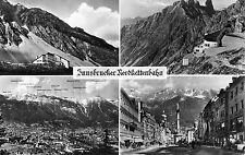 AK Innsbruck - Innsbrucker Nordkettenbahn, beschrieben