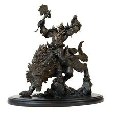 World of Warcraft 10th Anniversary Orc Wolf Rider Statue - Blizzard 10 Jahre WoW