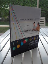PHYSICS LABORATORY EXPERIMENTS BY JERRY D. WILSON 2005 ISBN 0618564276