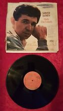 "Album By Sonny James, ""Only The Lonely"" on Capitol LP Vinyl Record NM #7"