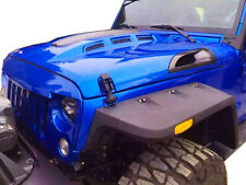 Custom AVG Avenger Style Hood w/Vents for Jeep Wrangler JK 2007-2015