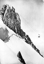 BR29127 Chamonix Mont Blanc gare d arrivee du telepherique de l aiguille france
