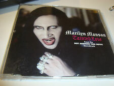 RAR MAXI CD. MARILYN MANSON. TAINTED LOVE. 4 TRACKS.