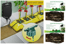 2X INSTANT DRIP WATERING FED GRAVITY IRRIGATION PLANTS GREENHOUSE WATER SYSTEM