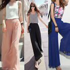 Women Fashion Loose Pants Lady Summer Casual High Waist Long Trousers New