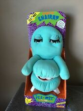 PEE-WEE'S PLAYHOUSE CHAIRY Plush Vintage PUPPET Mouth Eye Moving Toy by MATCHBOX
