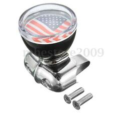 USA Flag Steering Wheel Spinner Turner Handle Car Truck Boat Suicide Power Knob