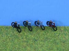 N gauge Painted Bikes - P&D Marsh PDX52 free post